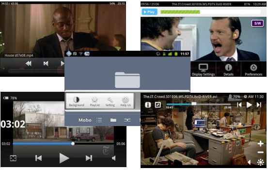 Video Players for Android